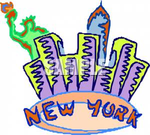 New York clipart Buildings the Free Free York