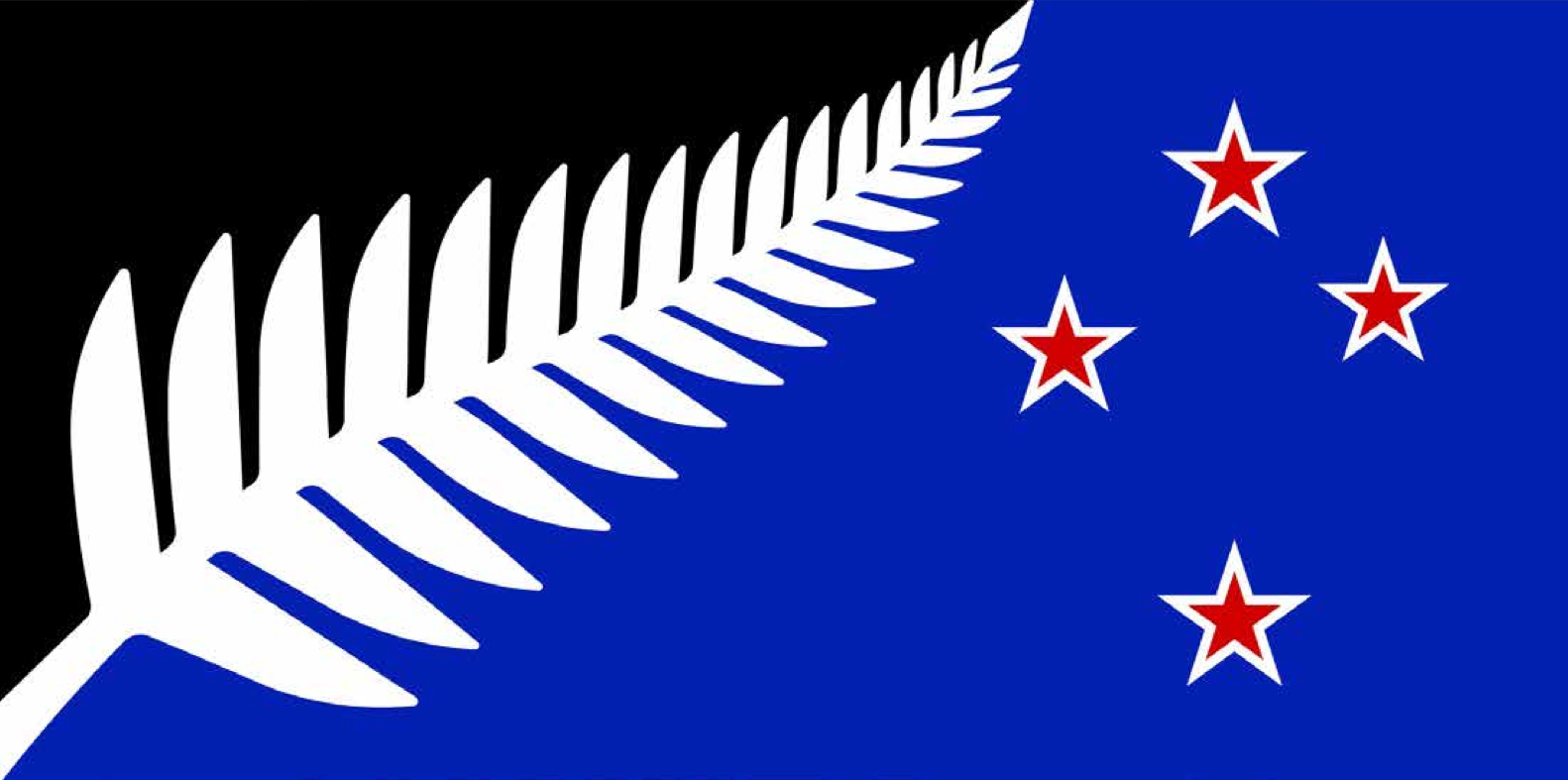 New Zealand clipart Revealed new finalists flag