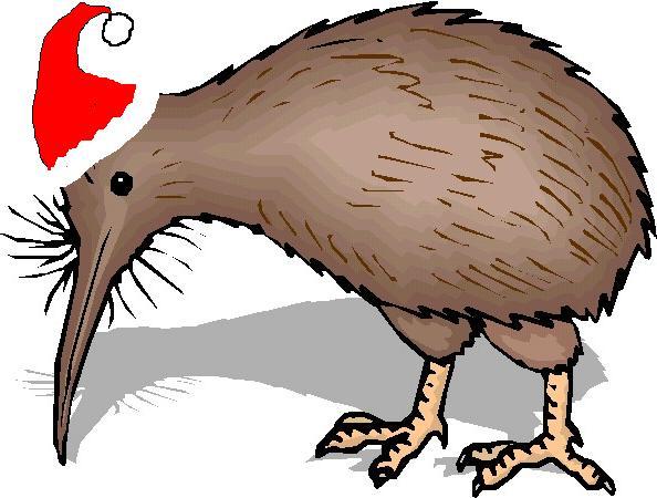 New Zealand clipart Kiwi Clipart #9