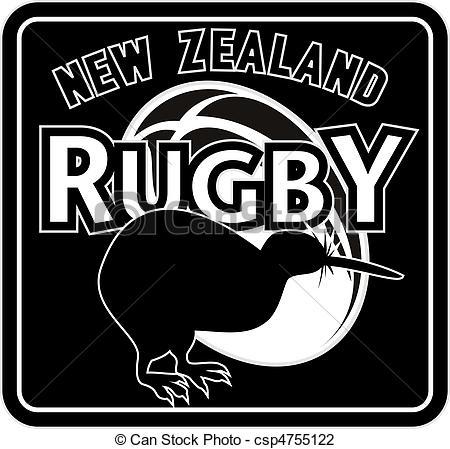 New Zealand clipart Kiwi Clipart #10