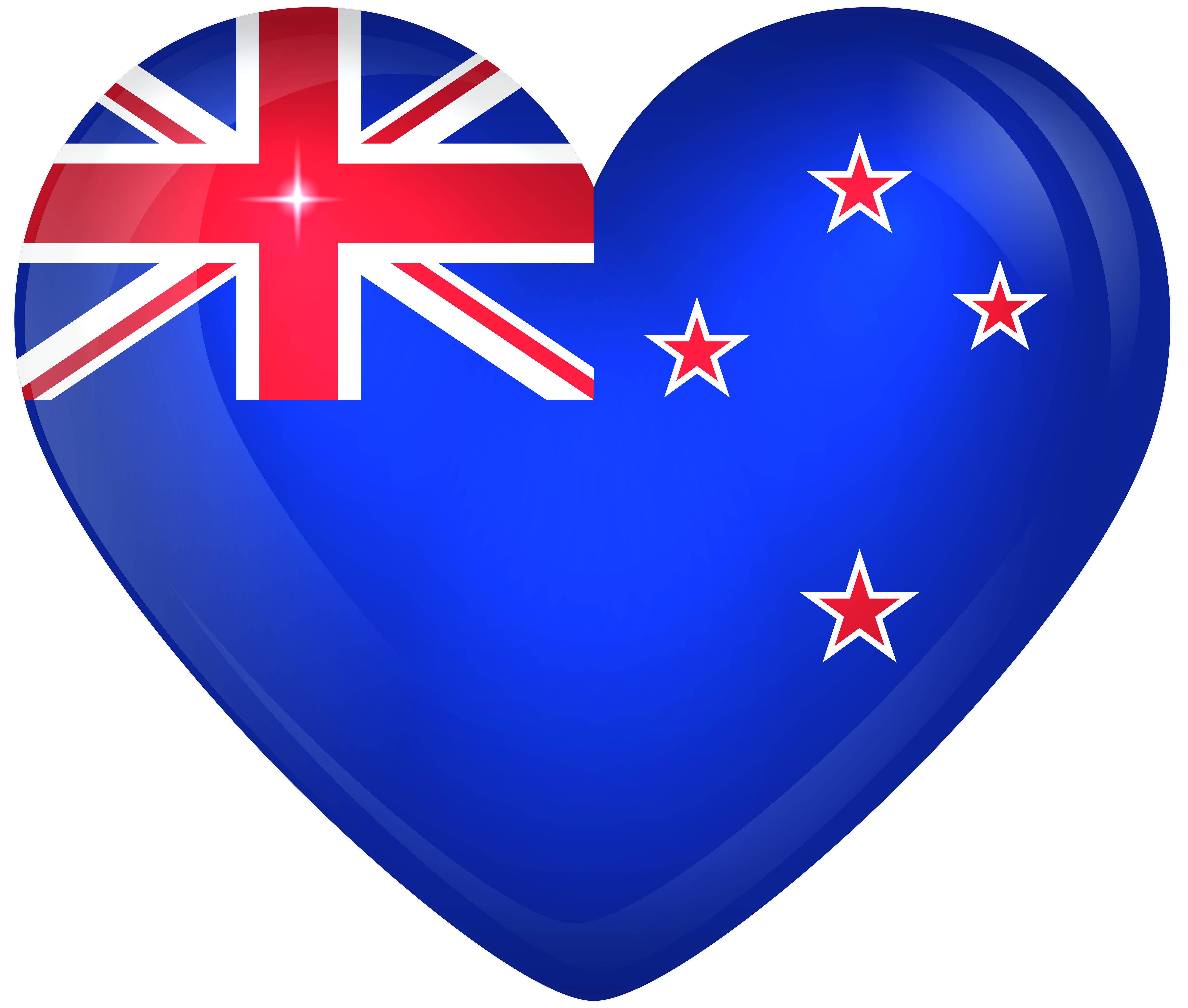 New Zealand clipart New Zealand Flag Heart Yopriceville Gallery View