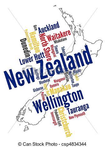 New Zealand clipart New Zealand Map Clipart Zealand Map Clipart New Zealand