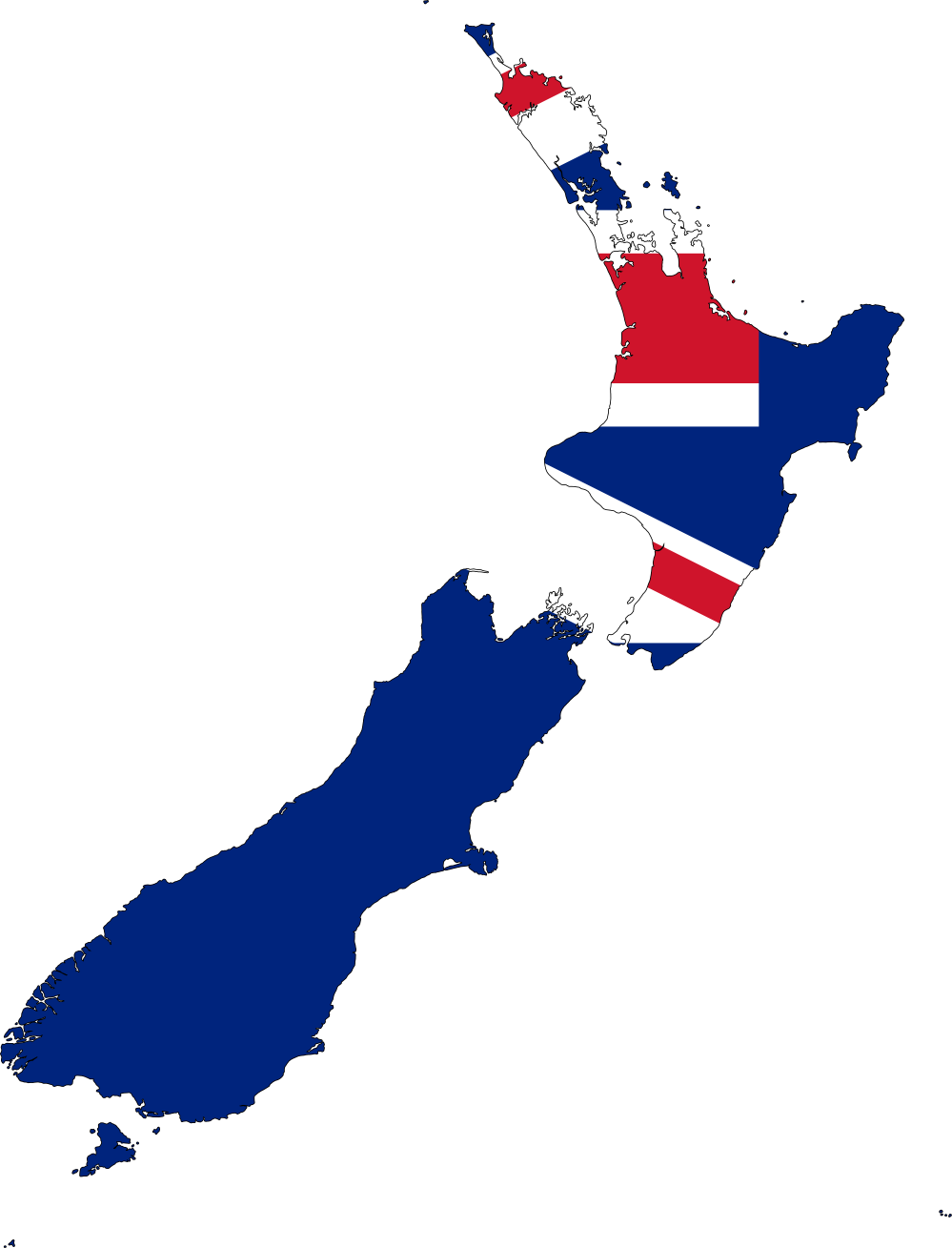 New Zealand clipart New Zealand Map Clipart Clip of New Map