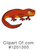 Newt clipart By #1201300 Leishman Royalty Free