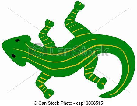 Newt clipart salamander #11
