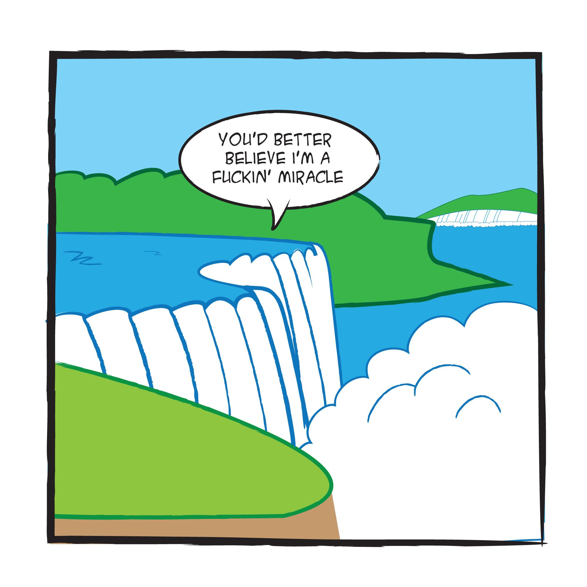 Niagara Falls clipart Falls (30+) Clipart falls cartoon