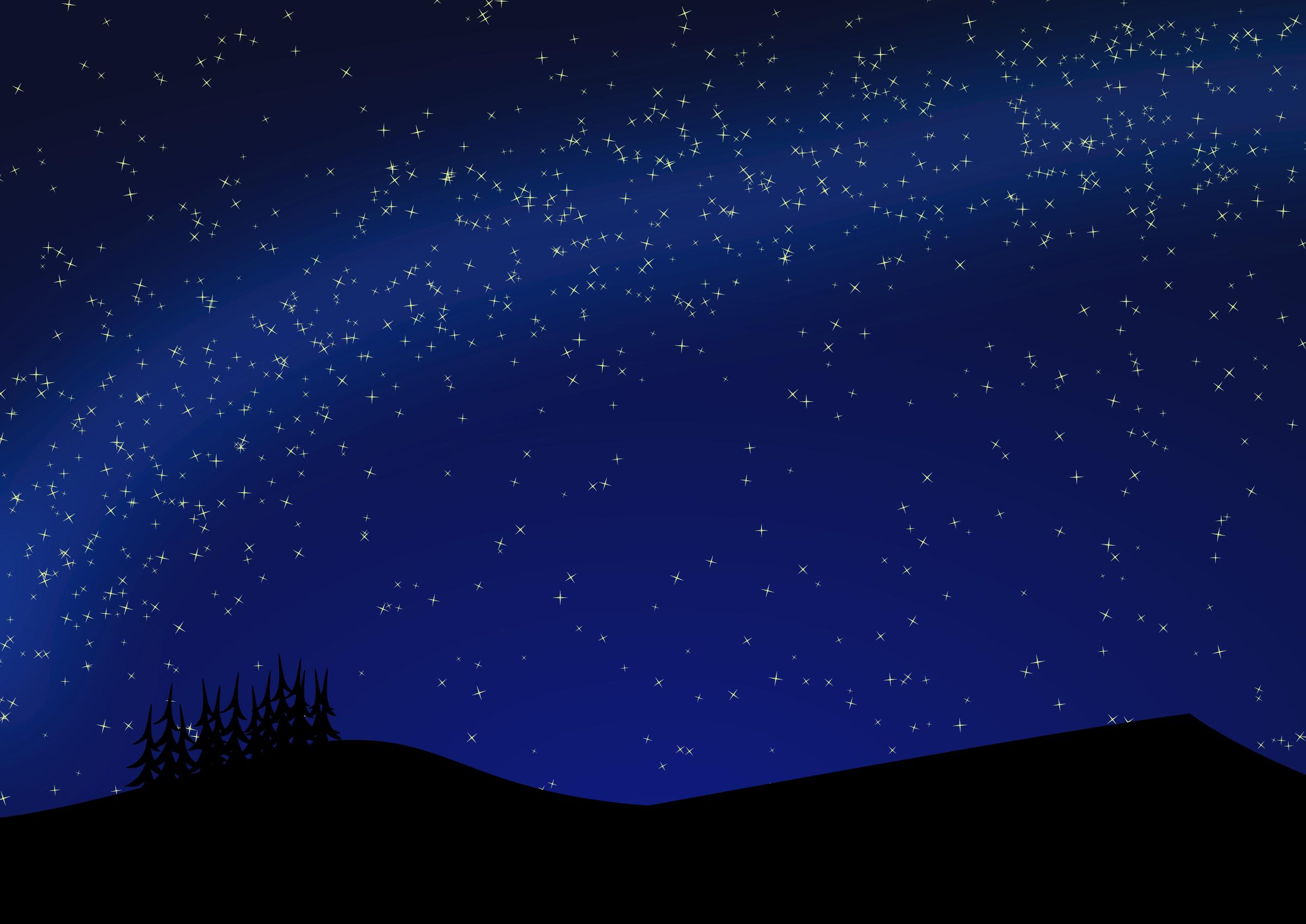 Night clipart Blue Sky Art Night Others