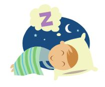 Night clipart asleep Art Clip – Clip Asleep