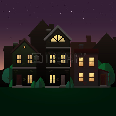 Night clipart at home #93 art Fans clip twilight