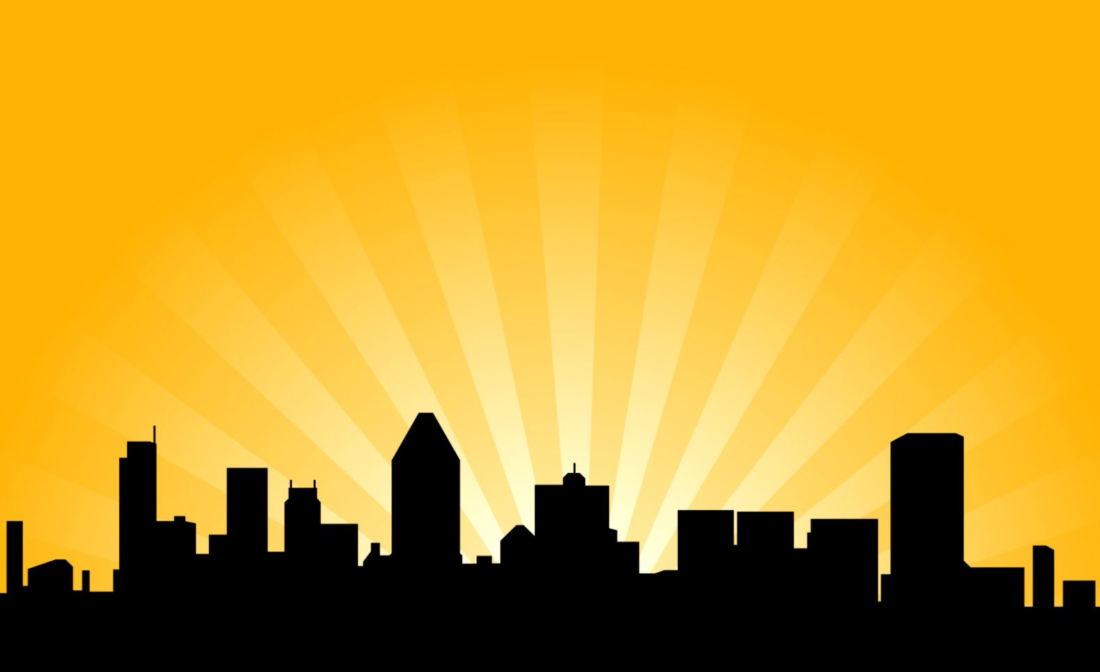 City clipart city background Clip Night city Art Skyline