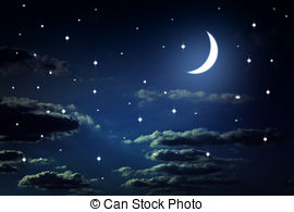Night Sky clipart Clipart Night Night sky