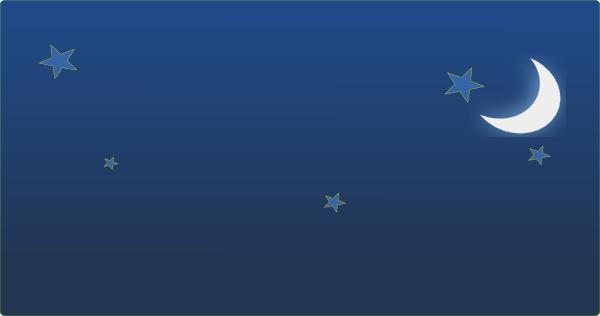 Night Sky clipart Art this com vector Download