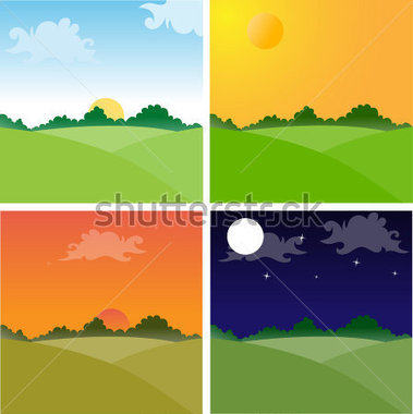 Morning clipart sunset Clipart Clipart Free Clipart Afternoon
