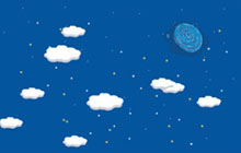 Night Sky clipart animated 22 Space Free Animations Clipart