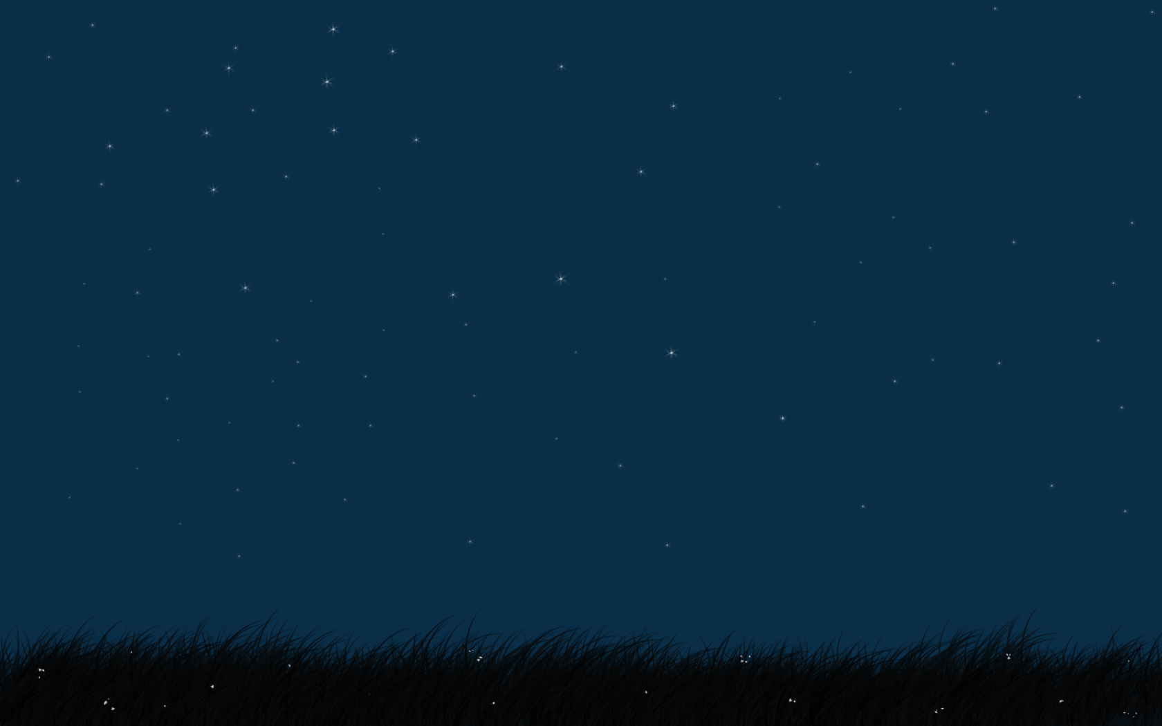 Night Sky clipart blue night Night and clipart grass clipart