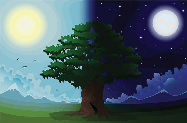 Changing To Night  clipart rural #13 clipart clipart drawings clipart