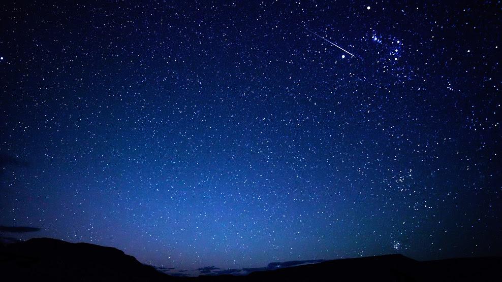 Changing To Night  clipart telescope star Star Stars on Walk Sky