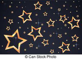Night Sky clipart night drawing Sky sky of Starry night