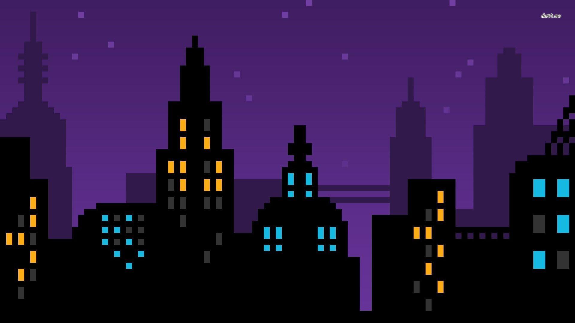 Night Sky clipart night skyline At Art Clipart Clip Night