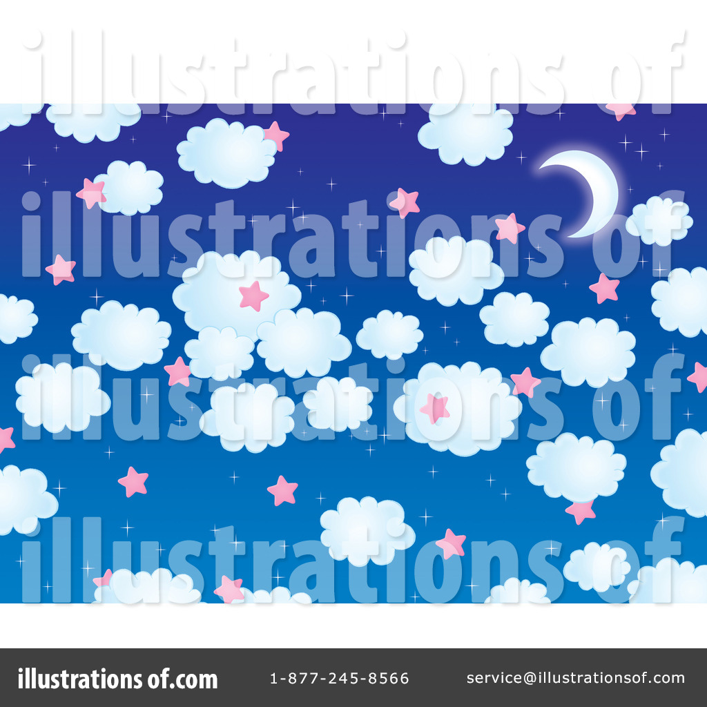 Night Sky clipart powerpoint Clipart Cliparts by night ilration