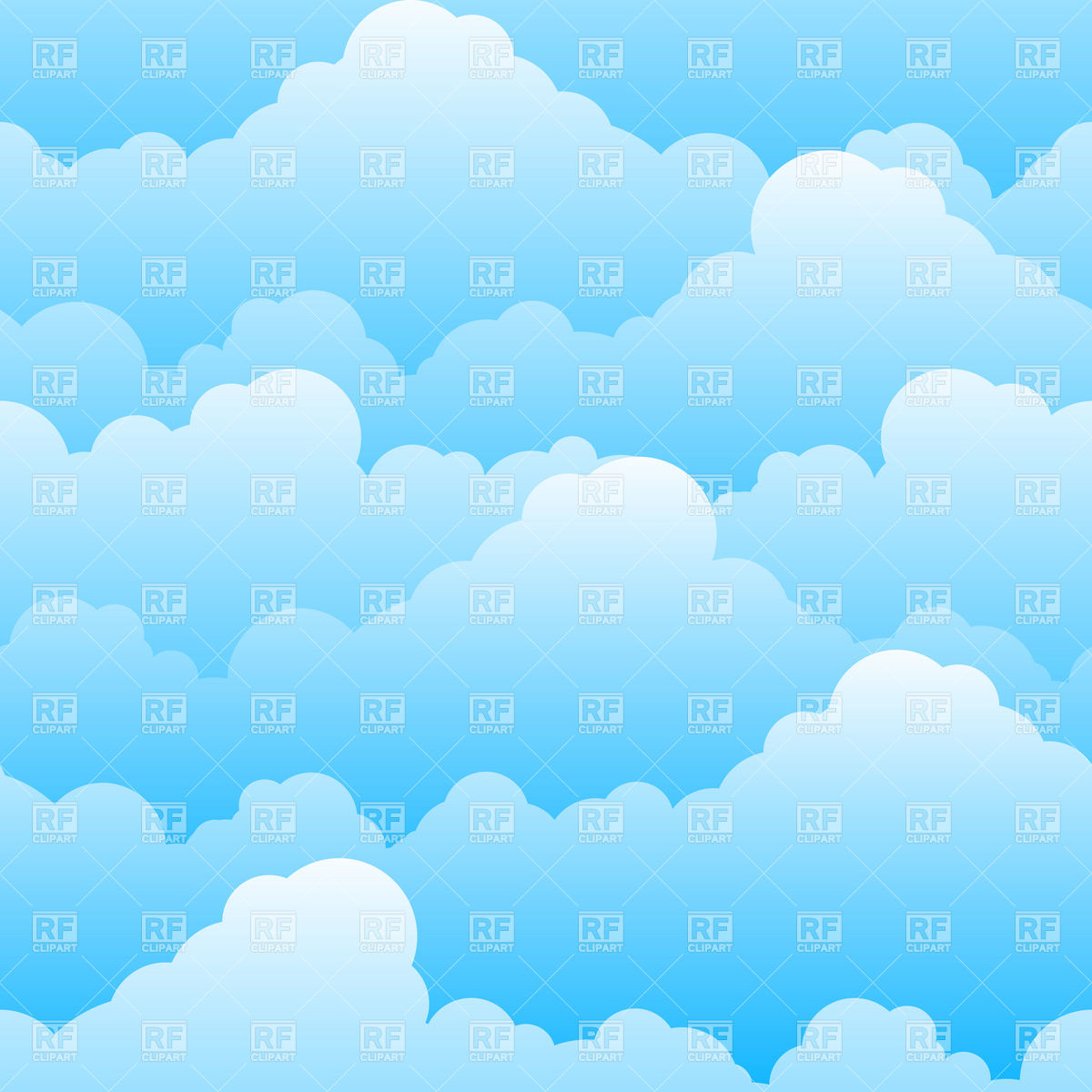 Clouds clipart blue background Clipart Download Cliparts on Art
