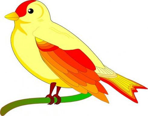 Nightingale clipart maya bird On Art Free Clipart Clip