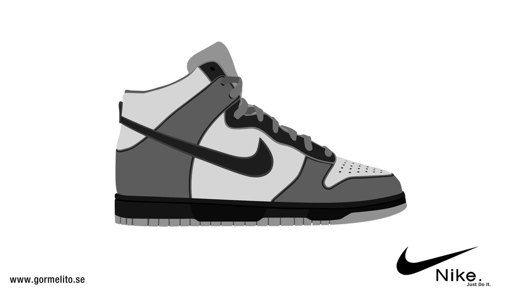 Nike clipart Nike clipartfest Sneaker clipart clipart