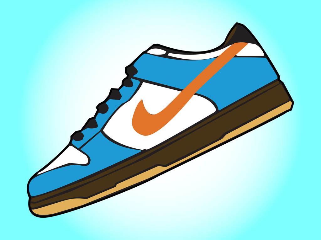 Shoe clipart footwear #6