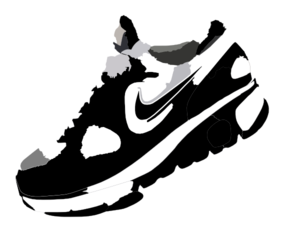 Nike clipart Arts Nike Clip Clipart Images