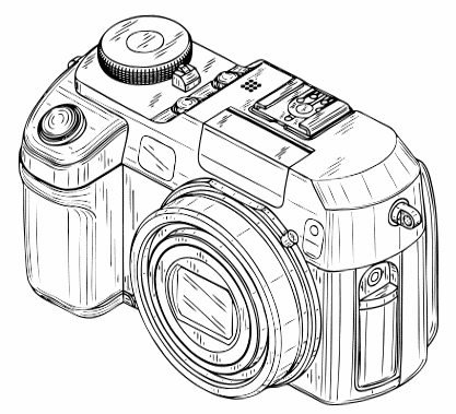 Photography clipart black and white Free Clipart Clipart Camera Camera