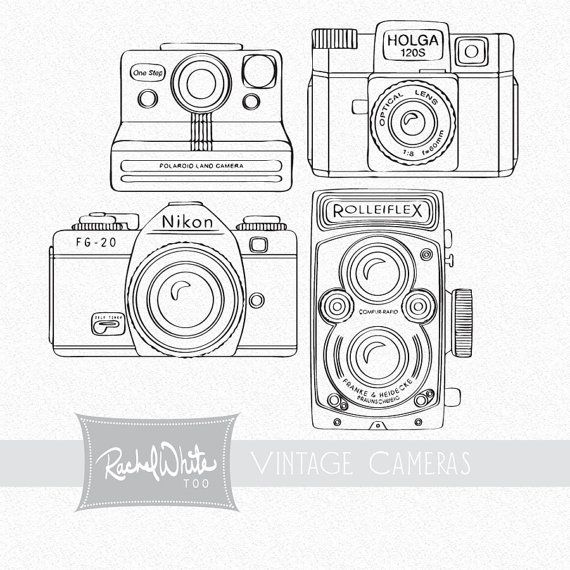 Camera clipart chalkboard About Pamphlet Train Pinterest Poster
