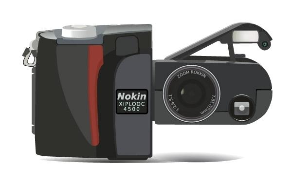 Nikon clipart camera lense #11