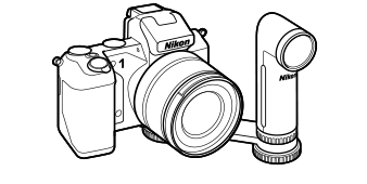 Nikon clipart simple camera Bracket with COOLPIX attached which