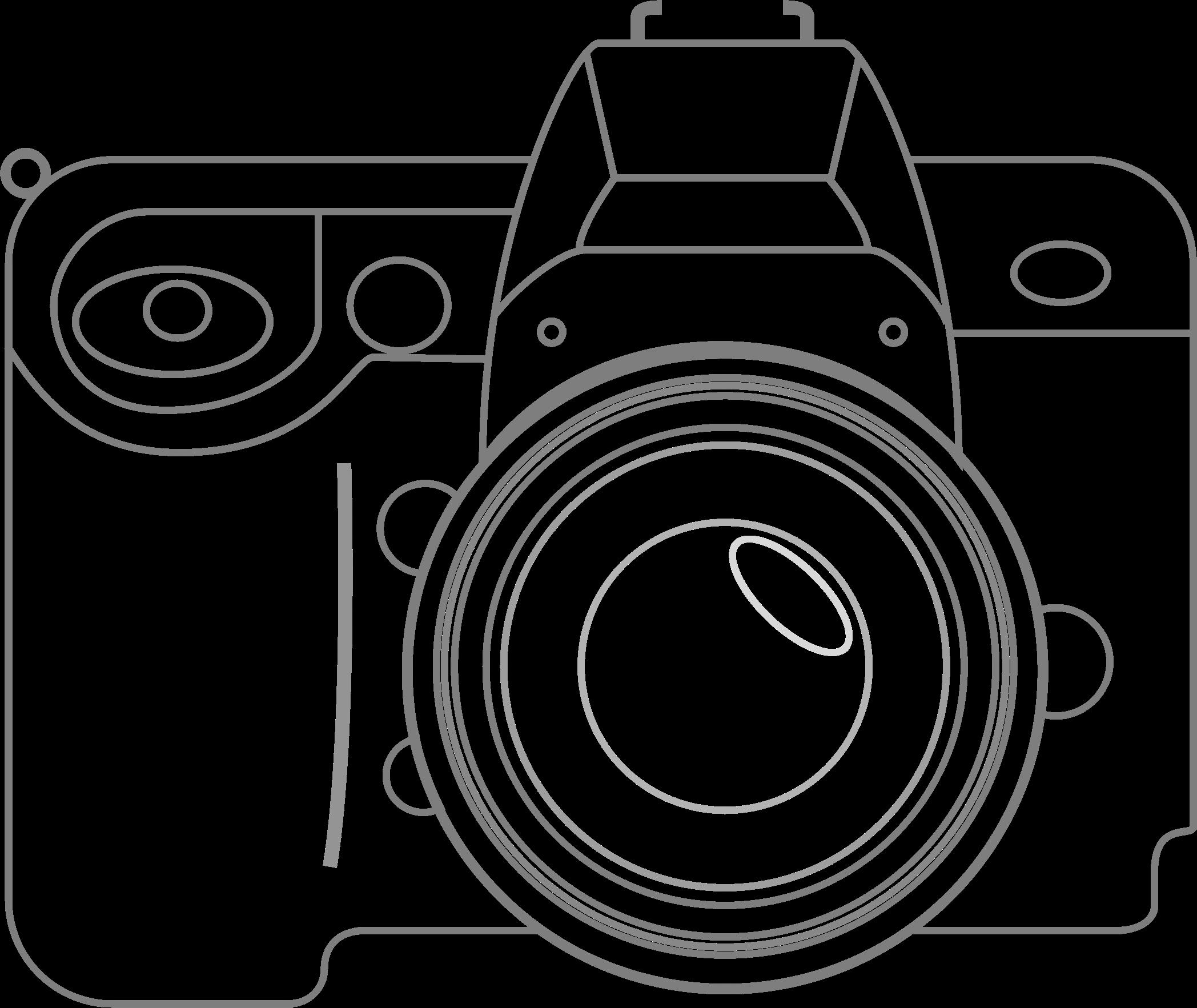 Nikon clipart slr camera Camera Clipart SLR Nikon Camera