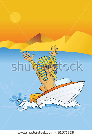 Nile River clipart egyptian boy Nile river & collections Stock