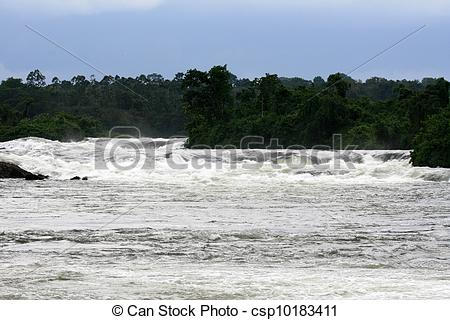 Nile River clipart africa + River csp10183411  Africa