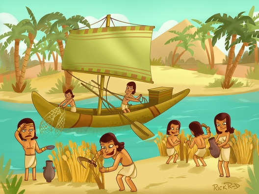 Nile River clipart ancient egypt Clipart river collections river Clipart