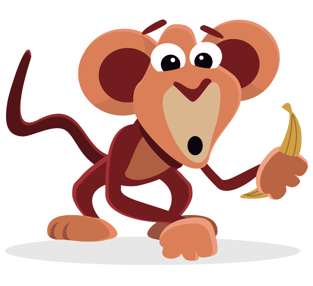 Baboon clipart silly monkey River Itinerary Detailed Monkey Kwanza