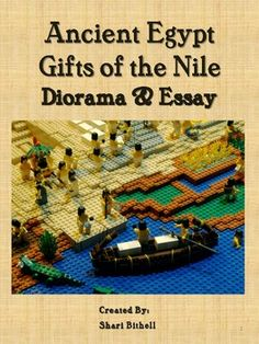 Nile River clipart egyptian civilization Morris deeper What of Uveges