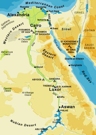 Nile River clipart egyptian civilization Arose Not the first and