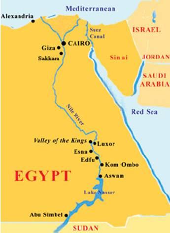 Nile River clipart egyptian pyramid Kids know Nile Cruise Cairo