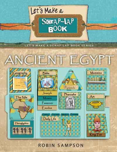 Nile River clipart egyptian pyramid Art Pharaohs Egypt Bible Lapbook