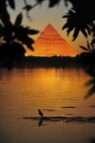 Nile River clipart egyptian pyramid Pin Giza Great Egyptian an
