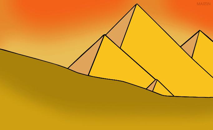 Nile River clipart egyptian pyramid Phillip Ancient Pyramids of Pyramids
