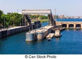 Nile River clipart found Nile gate  watergate Egypt