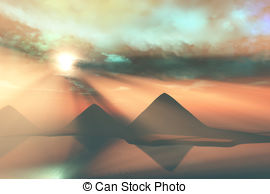 Nile River clipart low  csp5173192 river of Nile