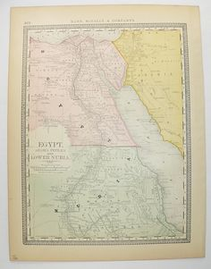 Nile River clipart red sea Of Map were: Sinai Peninsula