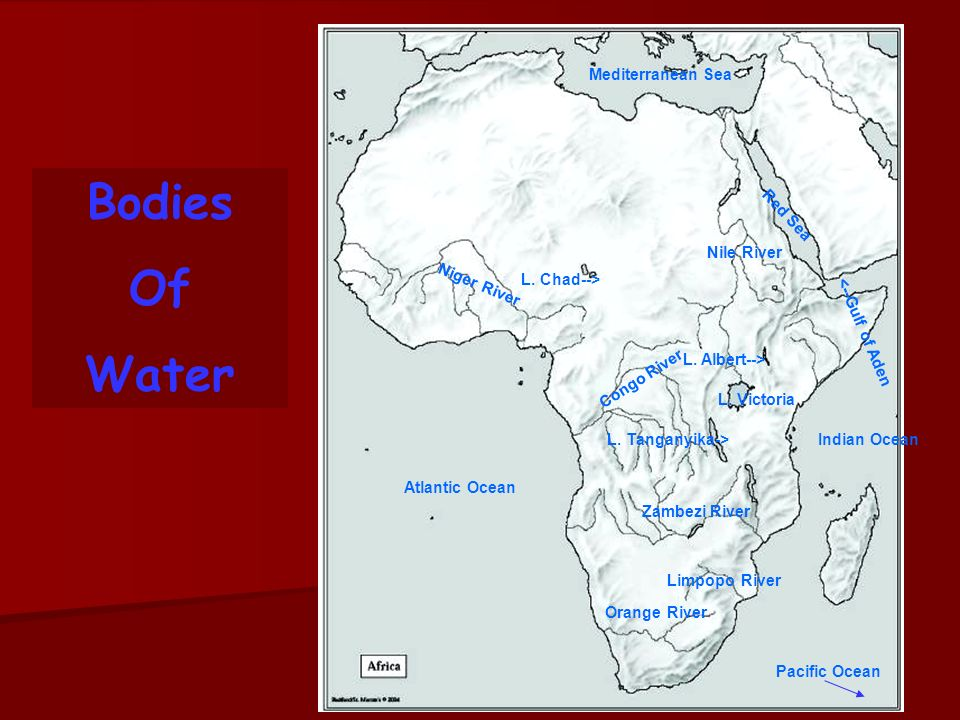 Nile River clipart red sea River Of River Niger Water
