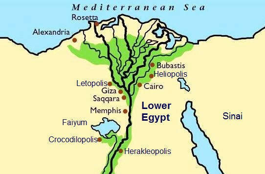 Nile River clipart rosetta New Kingdom My The Storybook