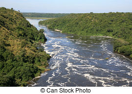 Nile River clipart uganda   River African The